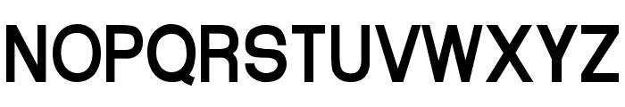 Arctik 4 Font UPPERCASE