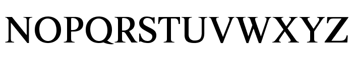 ArgentineOpti-Two Font UPPERCASE