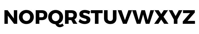 Argentum Novus Bold Font UPPERCASE