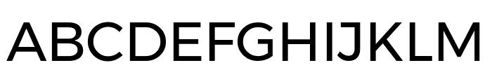 Argentum Novus Font UPPERCASE
