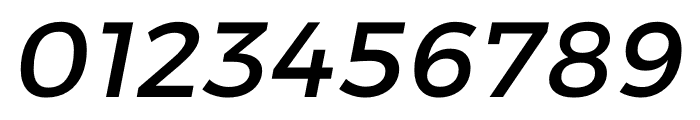 Argentum Sans Italic Font OTHER CHARS