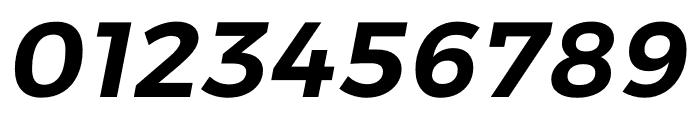 Argentum Sans SemiBold Italic Font OTHER CHARS