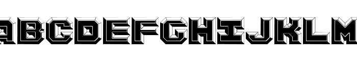 ArgentumBlack Font UPPERCASE