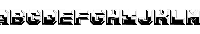ArgentumShine Font UPPERCASE