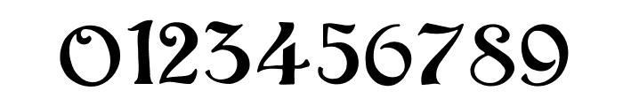 Argos Regular Font OTHER CHARS