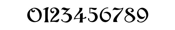 ArgosANouveau A Nouveau:001.001 Font OTHER CHARS