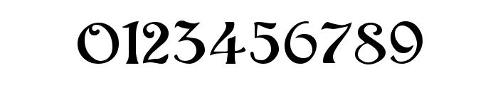 ArgosGeorge Font OTHER CHARS