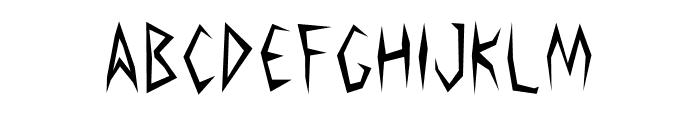 Argosy the Second Font UPPERCASE