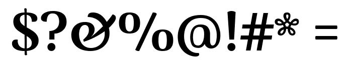 Arima Madurai Black Font OTHER CHARS