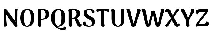 Arima Madurai Black Font UPPERCASE