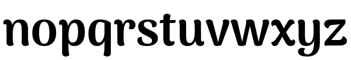 Arima Madurai Black Font LOWERCASE