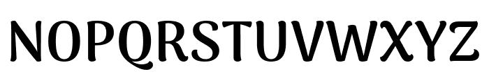 Arima Madurai ExtraBold Font UPPERCASE