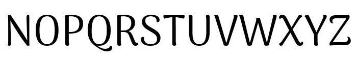 Arima Madurai Regular Font UPPERCASE