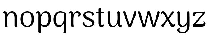 Arima Madurai Regular Font LOWERCASE