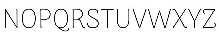 Arima Madurai Thin Font UPPERCASE
