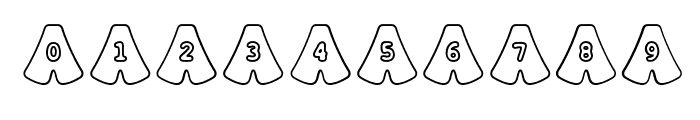 Arise Font OTHER CHARS