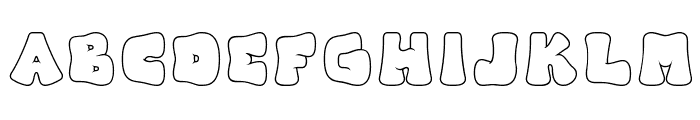 Arise Font UPPERCASE