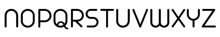 Arista Pro Trial Light Font UPPERCASE
