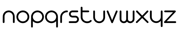 Arista Pro Trial Light Font LOWERCASE