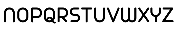 Arista Pro Trial Regular Font UPPERCASE