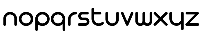 Arista Pro Trial Regular Font LOWERCASE