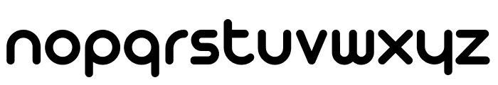 Arista Pro Trial SemiBold Font LOWERCASE