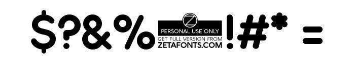 AristaProAlternate-DemiBold Font OTHER CHARS