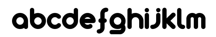 Arista Font LOWERCASE