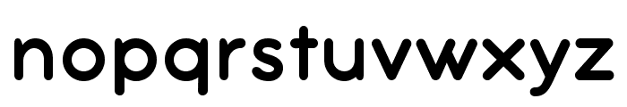 Aristotelica Text Trial DemiBold Font LOWERCASE