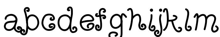 ArizonaTumbleweed Font LOWERCASE