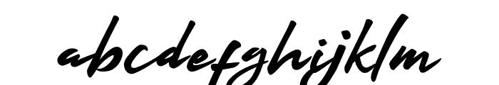 Arkipelago Font LOWERCASE