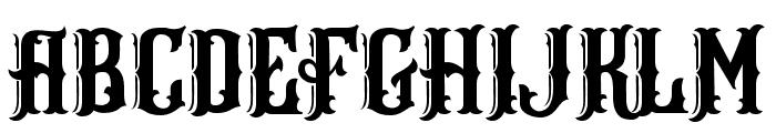 ArlingtonDEMO Font UPPERCASE