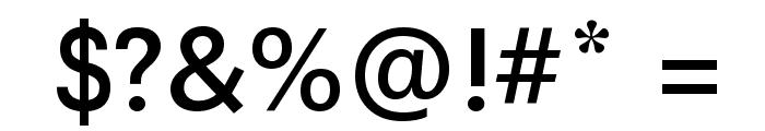 Armegoe Font OTHER CHARS