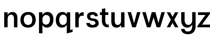 Armegoe Font LOWERCASE