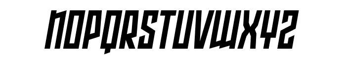 Armor Piercing 2.0 BB Italic Font UPPERCASE