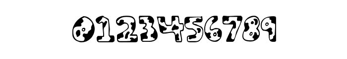 Army Beans Regular Font OTHER CHARS
