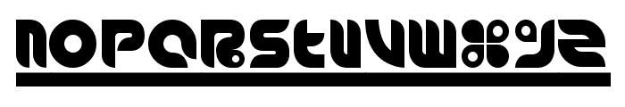 ArnStylo Font LOWERCASE
