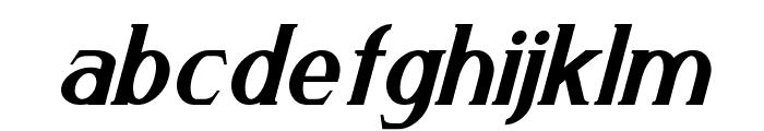 Arneson Italic Font LOWERCASE