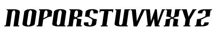 Arnprior-Regular Font UPPERCASE