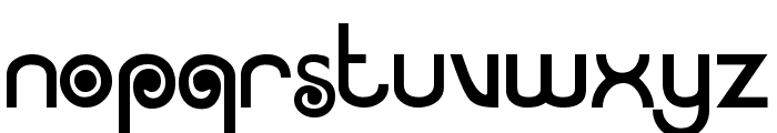 Arruba Font LOWERCASE