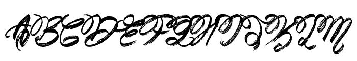 Art Brewery Font UPPERCASE