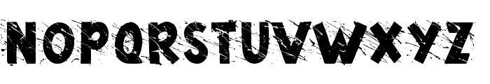 Art Studio Font UPPERCASE