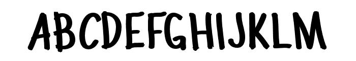 ArtClub-Roman Font UPPERCASE