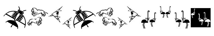 ArtElements Font OTHER CHARS