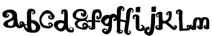 ArtTimes Font UPPERCASE
