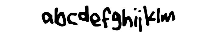 Art_Martinez_LH Font LOWERCASE