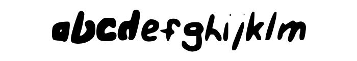 Art_Student Font LOWERCASE