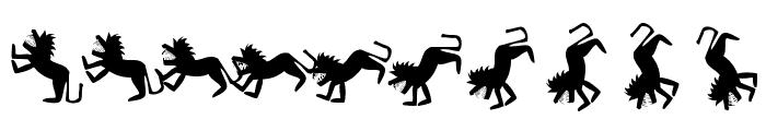 ArteAfrique Font OTHER CHARS
