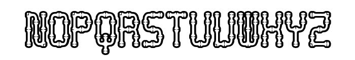 Arthritis BRK Font UPPERCASE