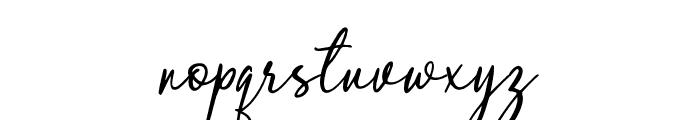 ArthurdaleDemo Font LOWERCASE